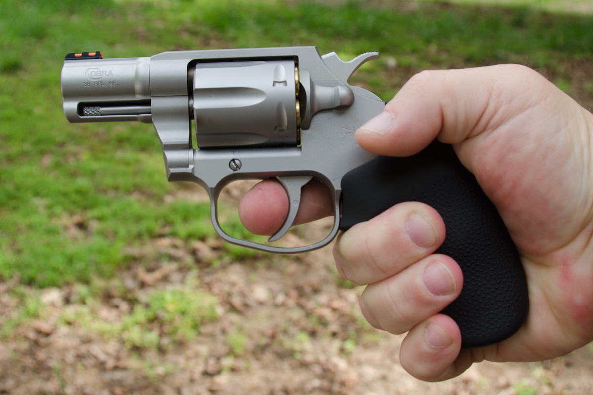 Ready to Strike: The New  38 Special Colt Cobra – Full