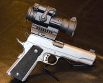 An Any Optic .45? The Accuracy X Multi-Sight 1911 – Full Review.
