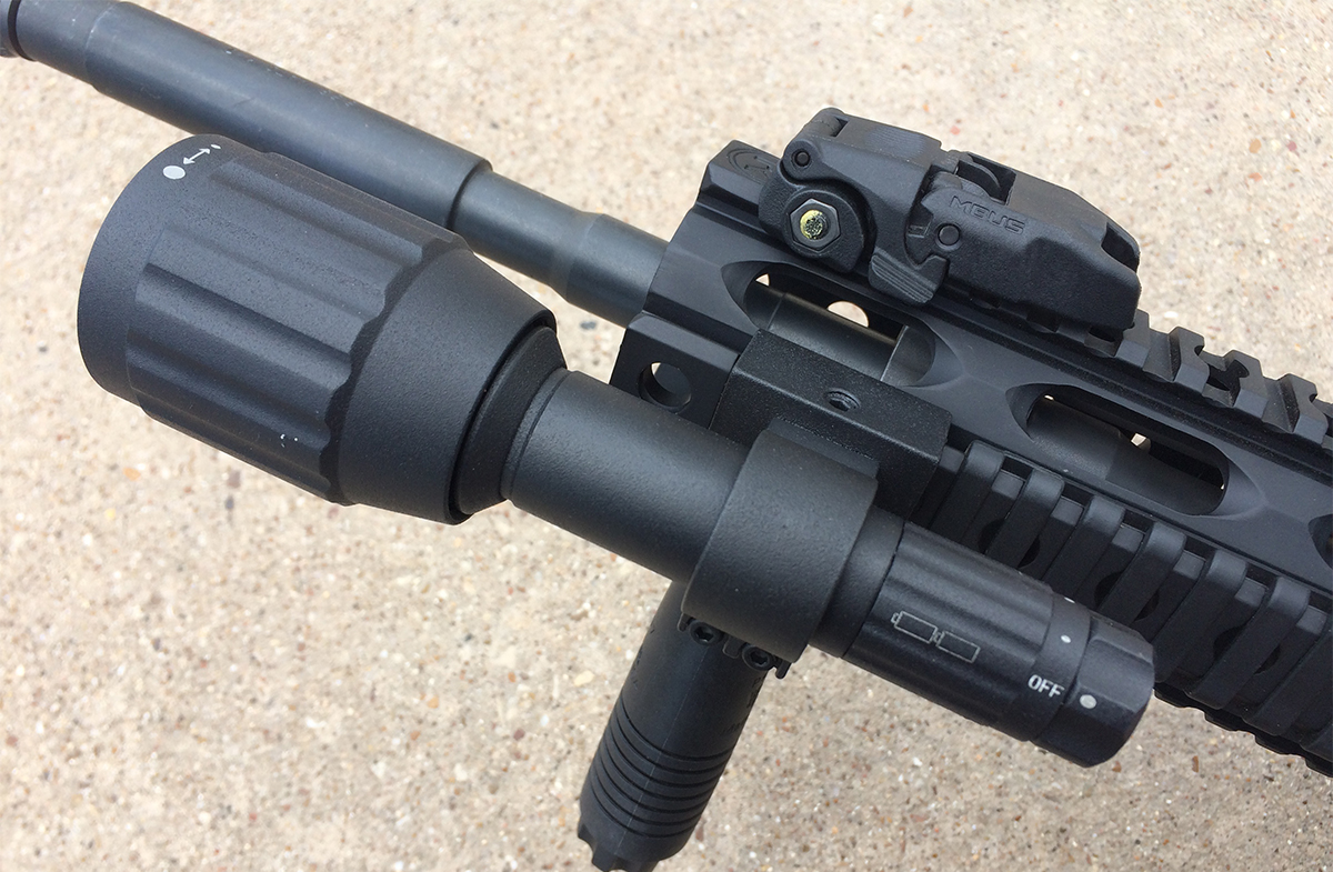 Digital Night Vision Scope for $599? Hog Hunting with the