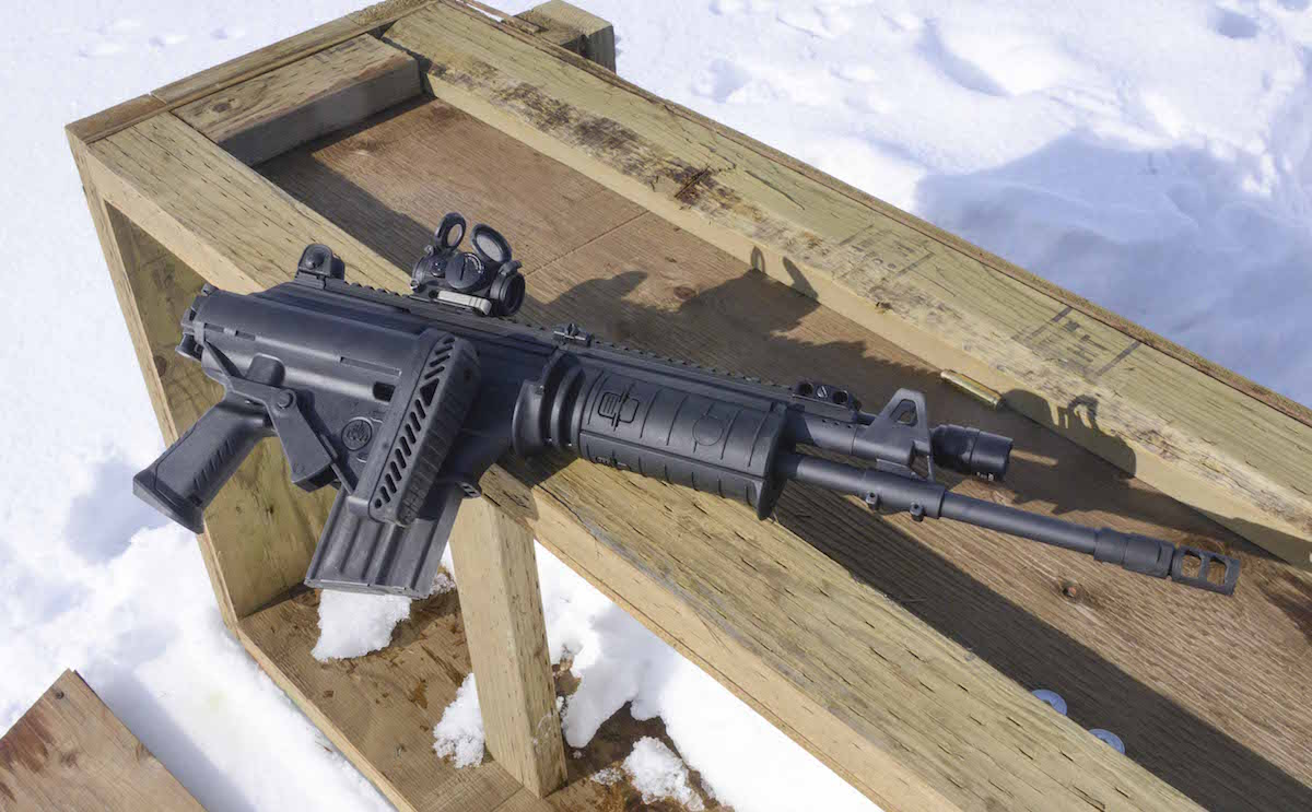 An Israeli  308 AK? The IWI Galil ACE – Full Review