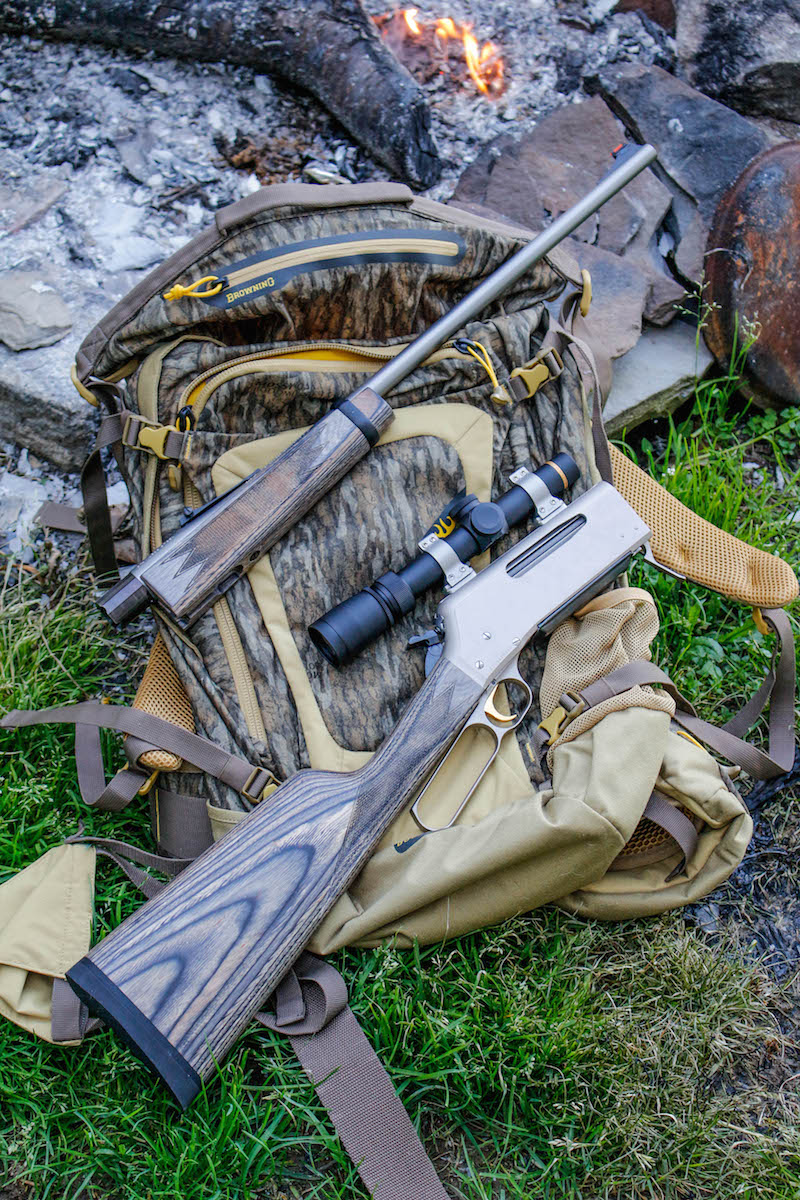 Gun Review: Browning BLR lever action rifle in .223 - guns.com