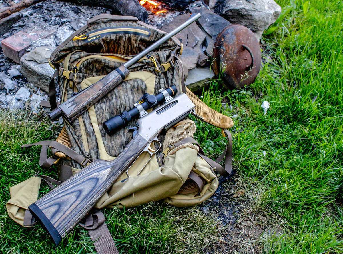A Sub-MOA Takedown .30-06 Lever Action? The Browning BLR – Full Review.