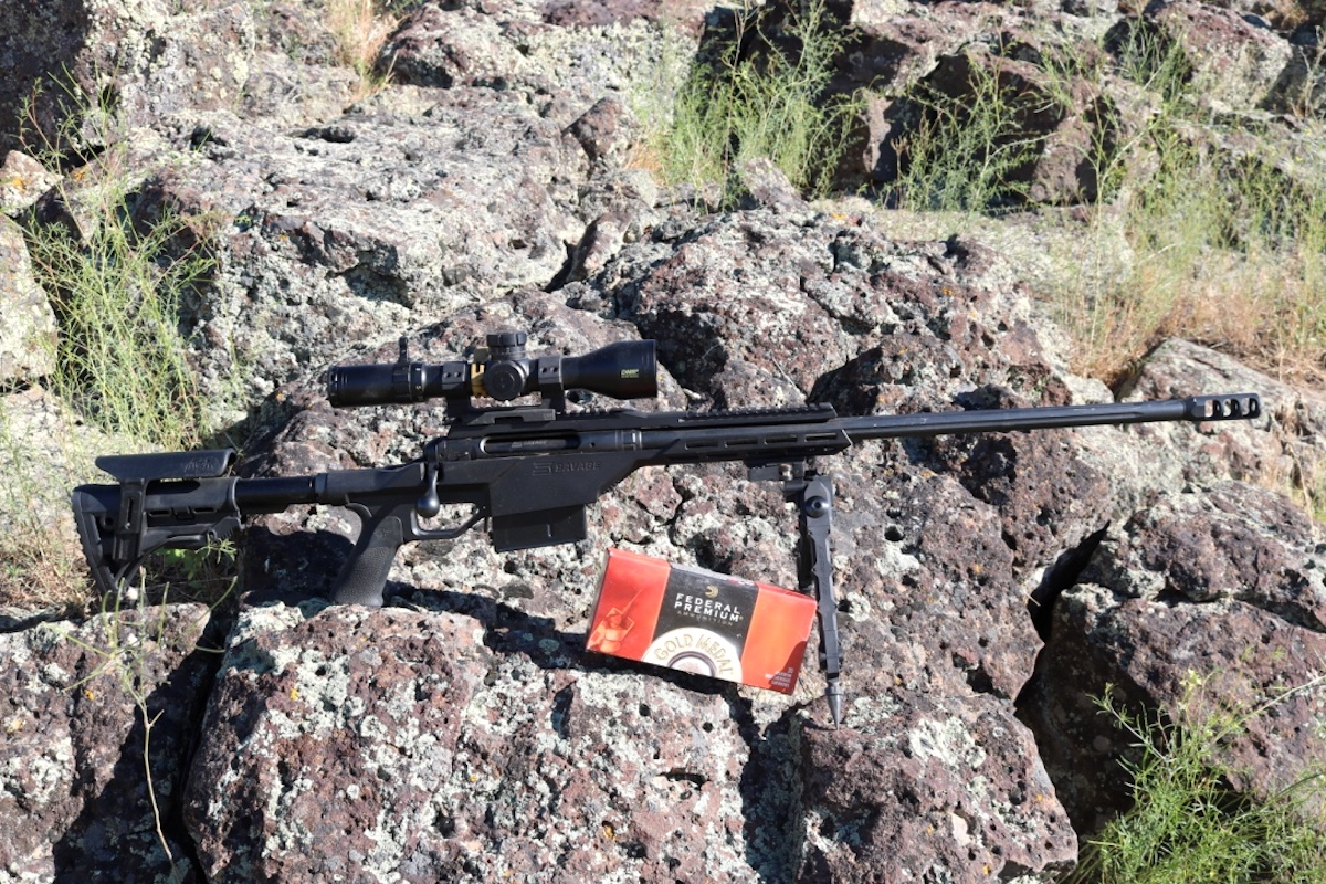 A .338 Lapua for Under $1,700? Savage's 110 BA Stealth Storms the Market — Full Review