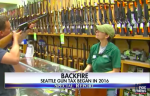 Seattle Gun Tax Turning Out to be Another Miserable Gun Control Failure