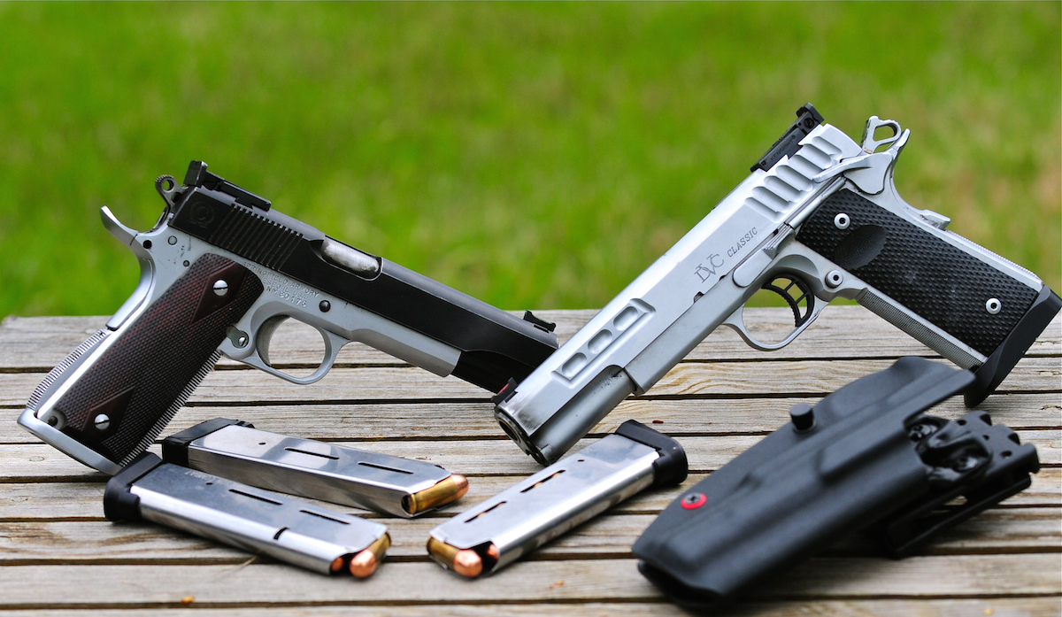 The Return of the King: Single-Stack 1911s in Competition