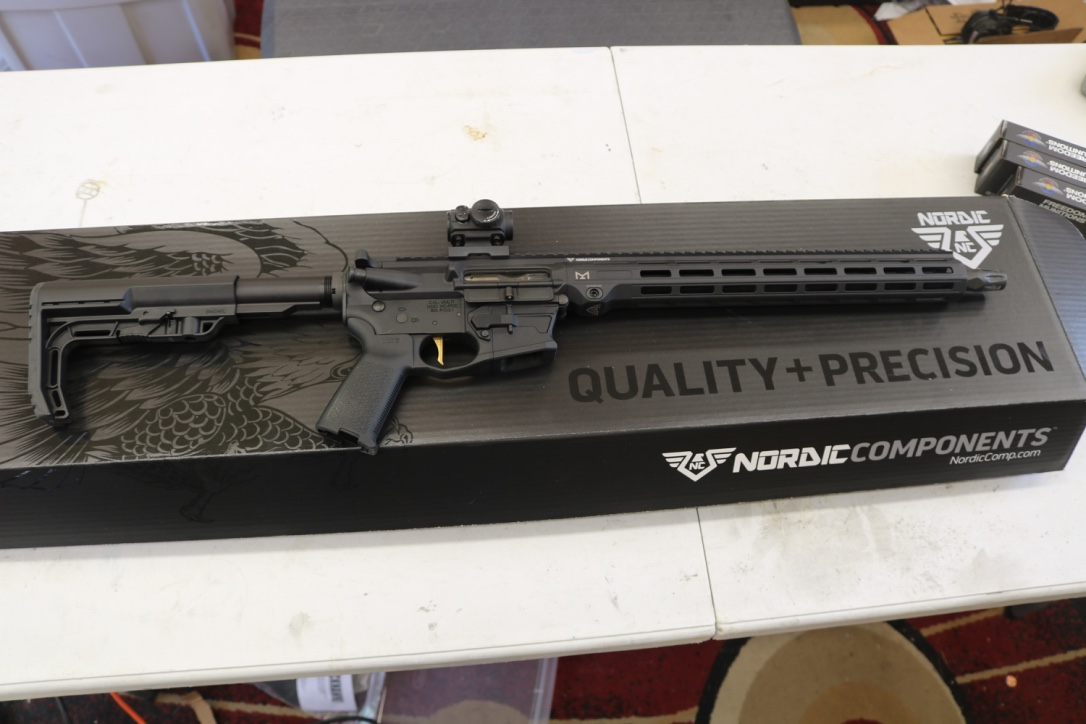 Multi-Mag 9mm AR: Nordic Components Glock/S&W Compatible NCPCC