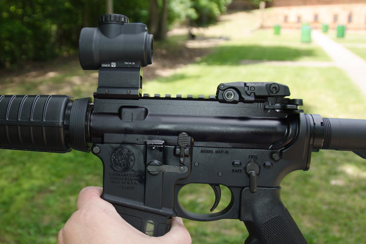 An All-Purpose AR-15: S&W M&P 15 Sport II— Full Review - GunsAmerica