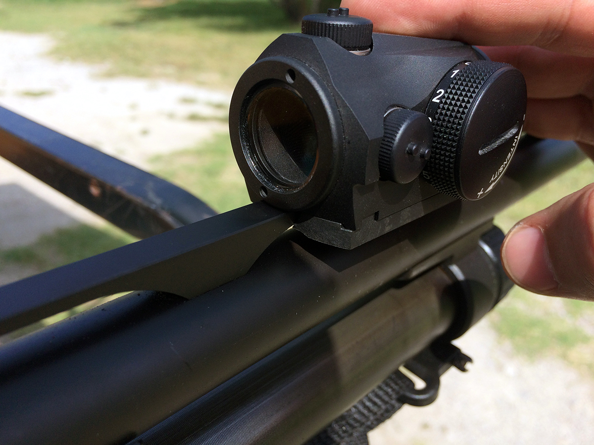 Aimpoint Micro S-1: The Ideal Red Dot for Turkey Season