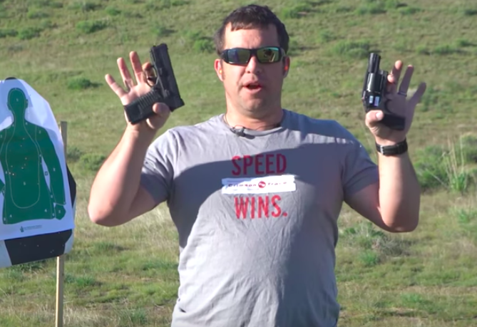 9 Critical Concealed Carry Lessons: Ep. 2 Revolver or Pistol for CCW?