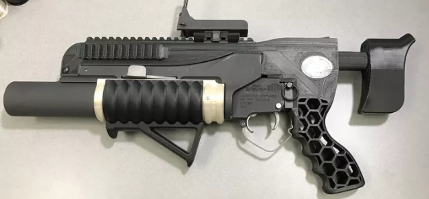 $12 Instructions for 3D-Printed Firearms have Anti-gunners Sweating