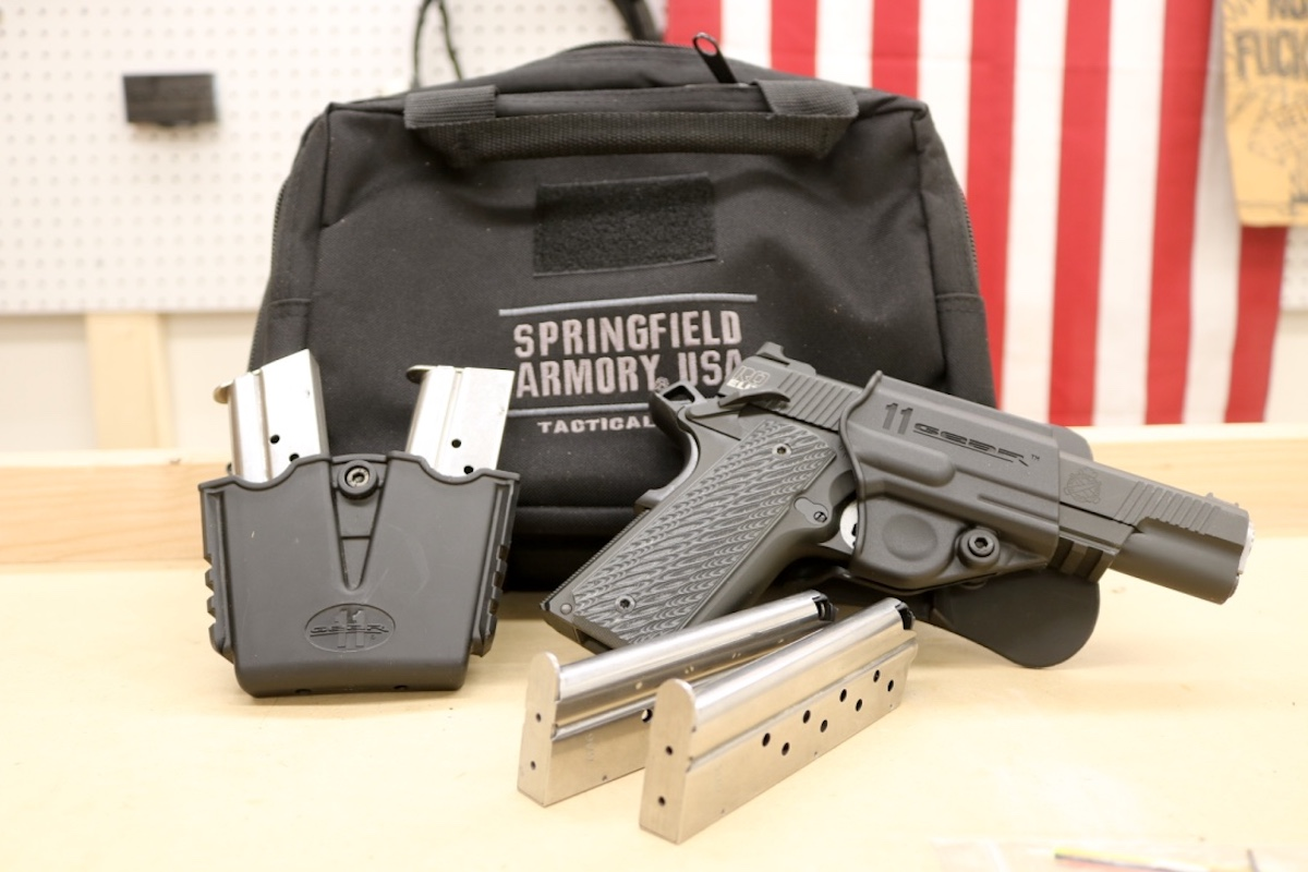 New Springfield Range Officer Elite: Operator in 9mm