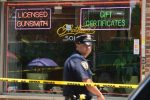 Brooklyn Robber Gets Shot Trying to Knock Off Gun Store with Pepper Spray