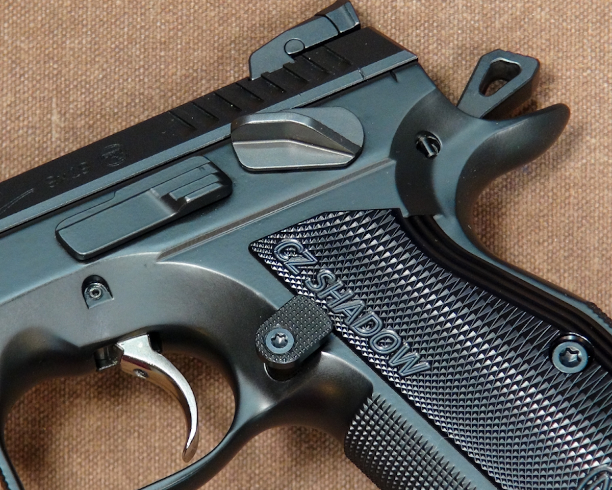 The CZ Shadow 2: A 9mm Mag-Dump Machine — Full Review - GunsAmerica