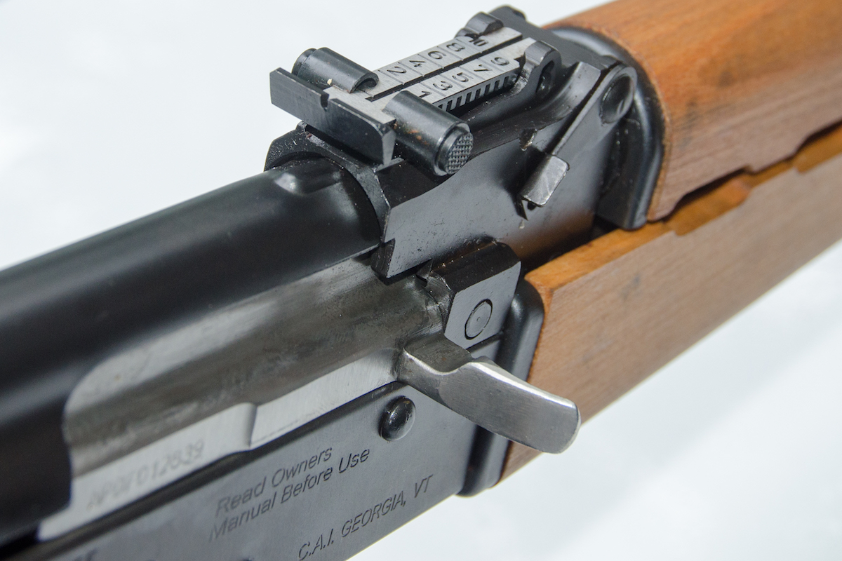 A 75-Round Yugoslavian AK-47? Century Arms N-PAP DF
