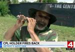 Watch: Would-Be Gun Thief Shot By Elderly Victim