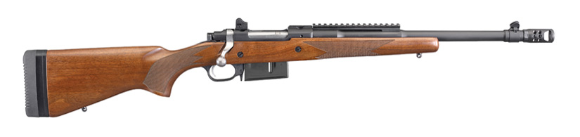 If You Could Only Own One Rifle: Ruger Gunsite Scout Rifle