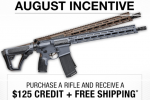 Daniel Defense: Buy A Rifle, Get $125 Credit!