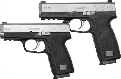 Kahr's Got Three New Nines including a 9mm Tommy Gun
