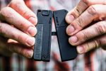 Watch the LifeCard .22LR 'Credit Card' Pistol in Action