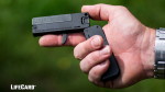 A Folding .22 LR Pistol No Bigger Than A Credit Card? The LifeCard from Trailblazer Firearms