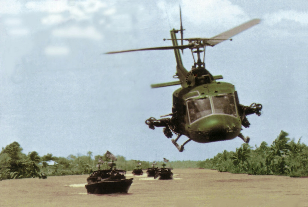 The Guns of U.S. Army Aviation in Vietnam — Personal Defense Weapons on Slicks, Snakes & Loaches