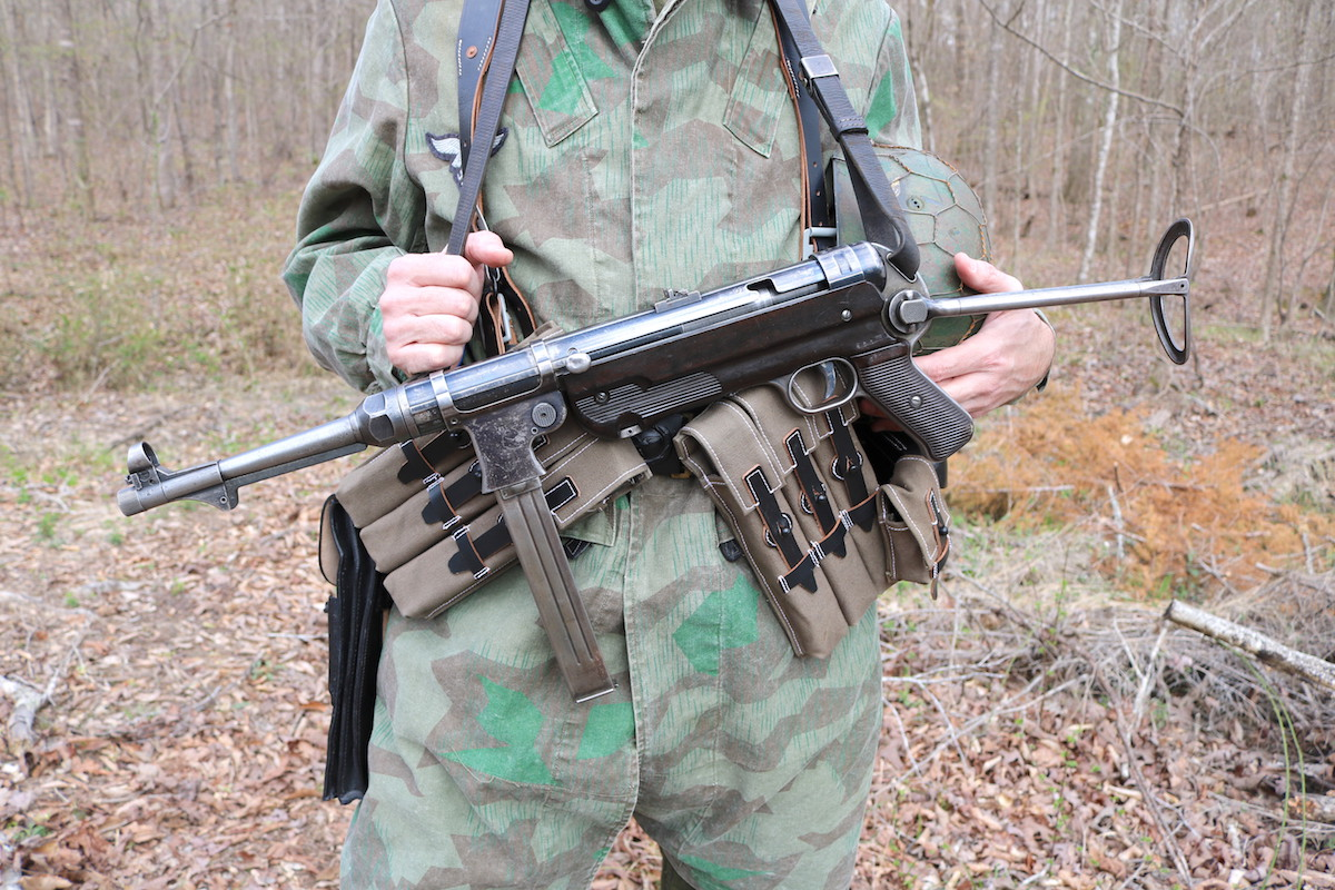 The German MP40 Versus the American M3A1 Grease Gun - GunsAmerica Digest
