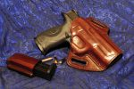 Galco Concealable Belt Holster & Mag Case