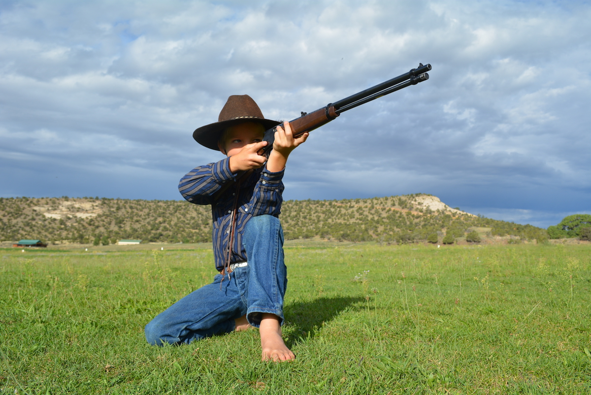 The Perfect Kid's Rifle: The Browning BL-22