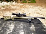 Accurize Your Ruger 10/22 — Victor Company Titan Stock
