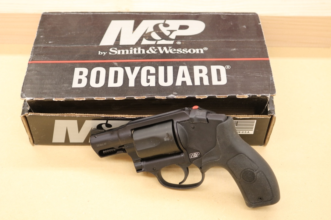 A Match Made in CCW Heaven: S&W M&P BodyGuard 38 CT with