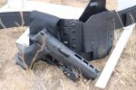 High Threat Concealment Quick Response System: P320 X-Five with 84 Rounds On Tap