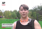 AP Video: LGBTQ Group Takes Up Arms With Rise of Far Right