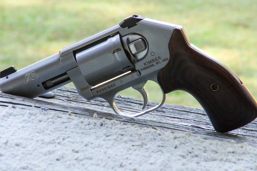 A 3-inch 6-Shot Magnum: The Ultimate Compact Wheelgun the Kimber K6s