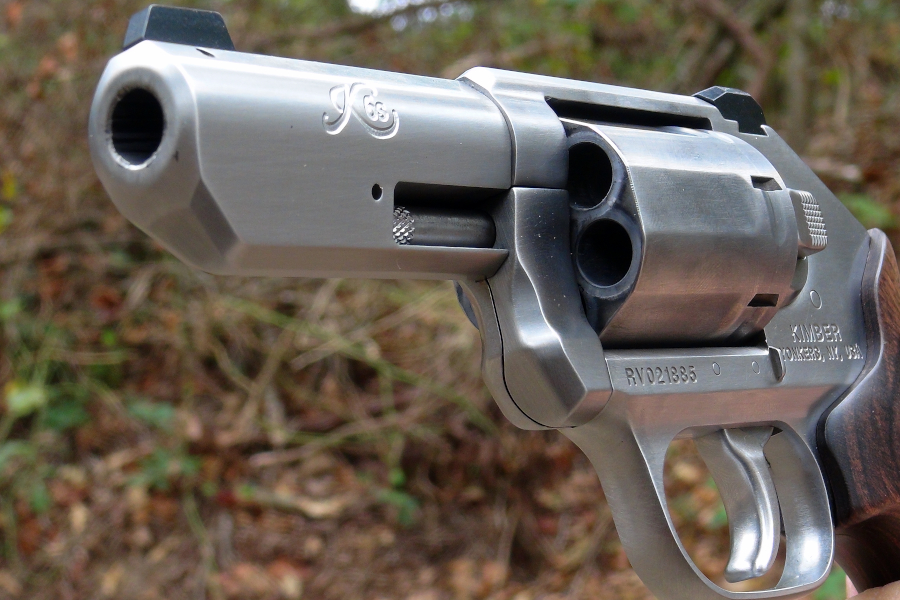 A 3-inch 6-Shot Magnum: The Ultimate Compact Wheelgun the