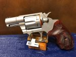 Beautiful! Custom Engraved NRA Grips on New Limited Edition Colt Cobra