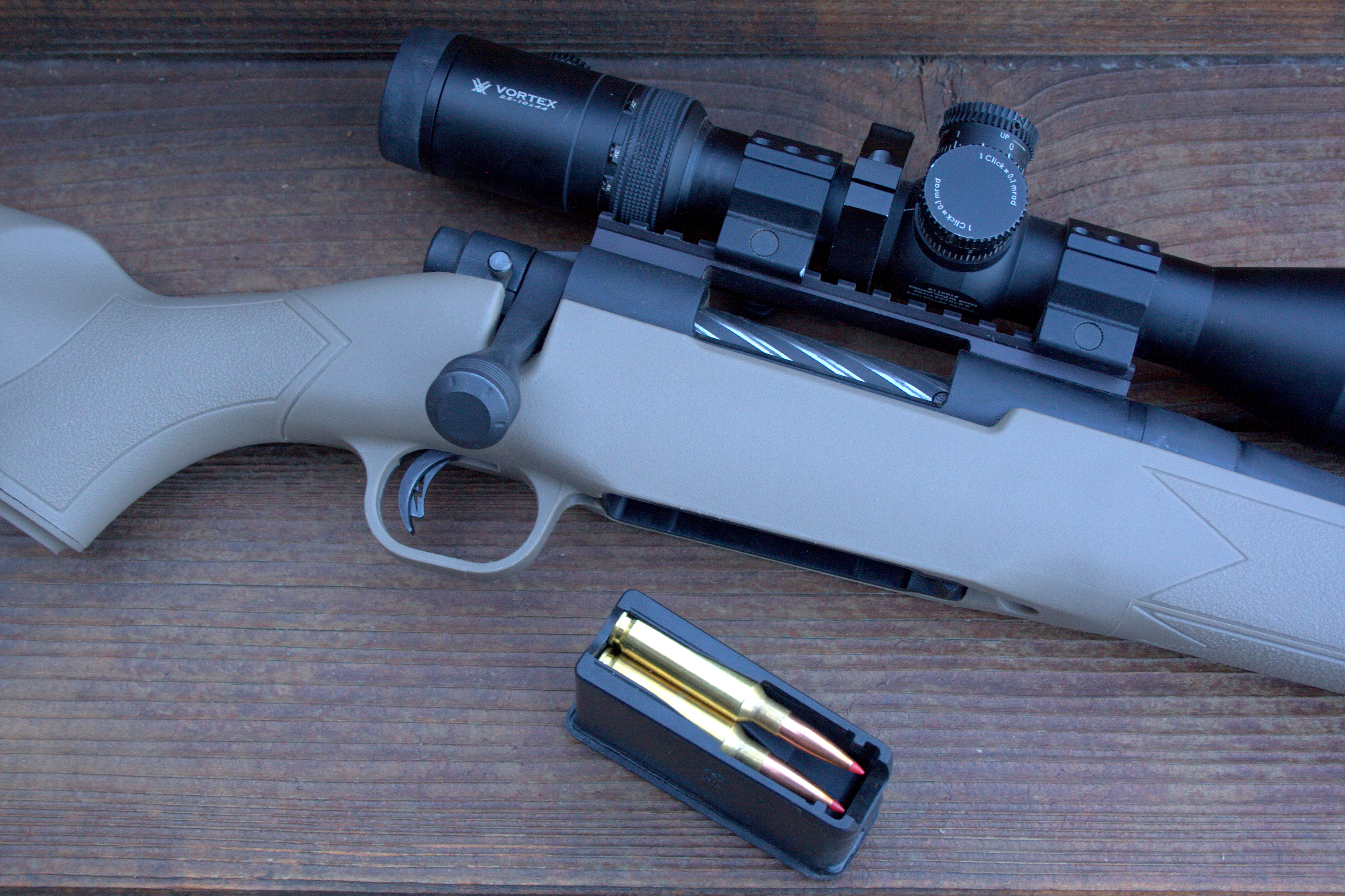 A Sub-$450 Bolt-Action Ringing Steel At 1,800 Yards — Mossberg's