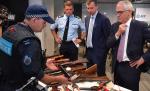 Australia's New Buyback Program Yields 51,000 Guns Destined for Destruction