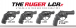 Ruger's Got 5 New Pocket Revolvers in .22 WMR through 9mm