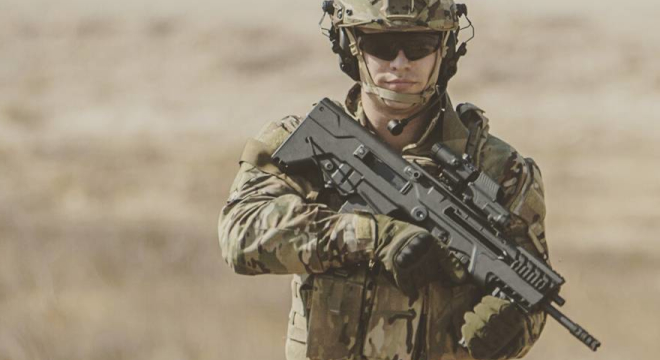 IWI Launches the Tavor 7 Bullpup Rifle in 7.62X51mm