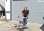 California Gun Owner Destroys AR-15 Following Shooting, Encourages You to Do the Same
