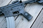 On the Range with Smith & Wesson's M&P15T & Crimson Trace's LiNQ System