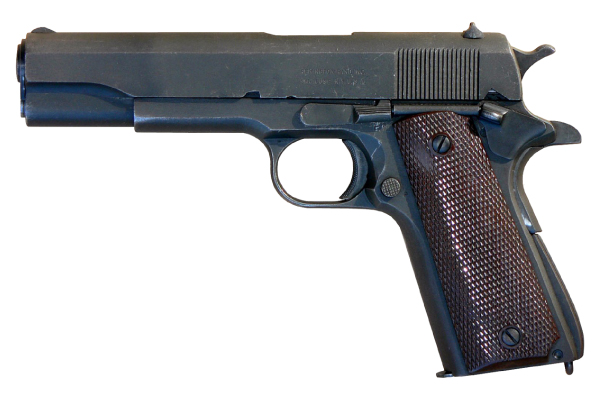 Military Spending Bill Authorizes Sale of 8,000 Military Surplus 1911s Next Year