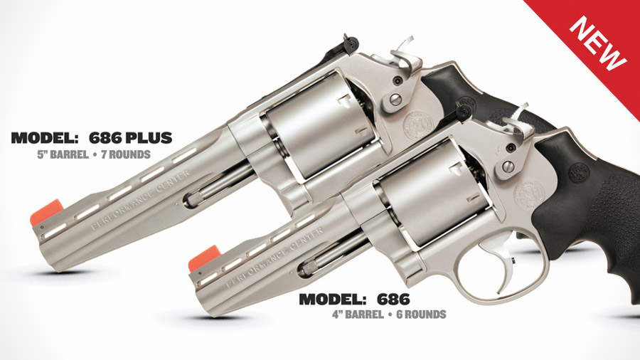 Smith & Wesson Cranking Out Two Hot New Model 686 Revolvers