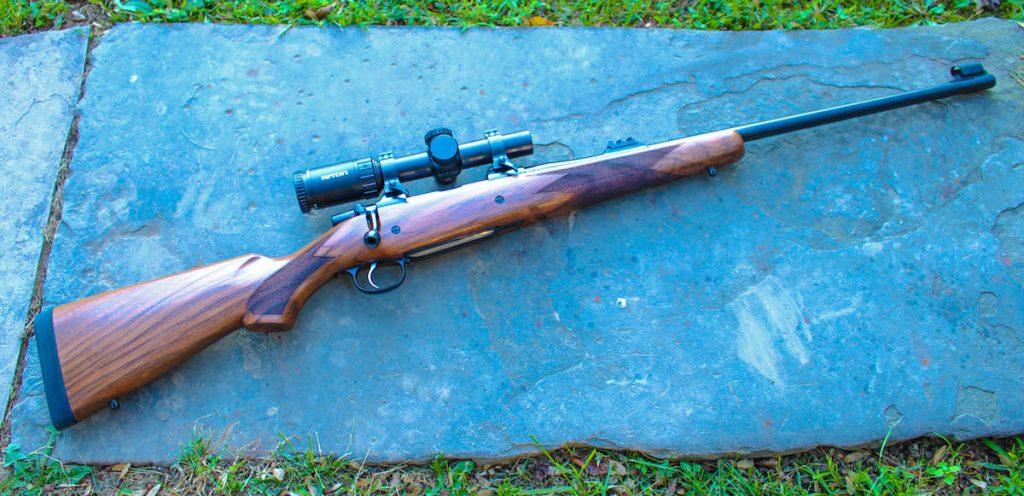 The CZ 550 American Safari Magnum in  375 H&H — Full Review
