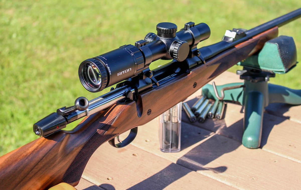 The CZ 550 American Safari Magnum in .375 H&H —Full Review
