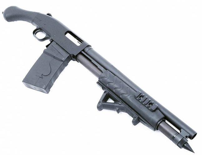 Cool! Magazine Fed Mossberg Shockwave from Black Aces Tactical – All