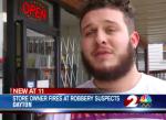 Store Owner Uses AK-47 to Repel Burglars
