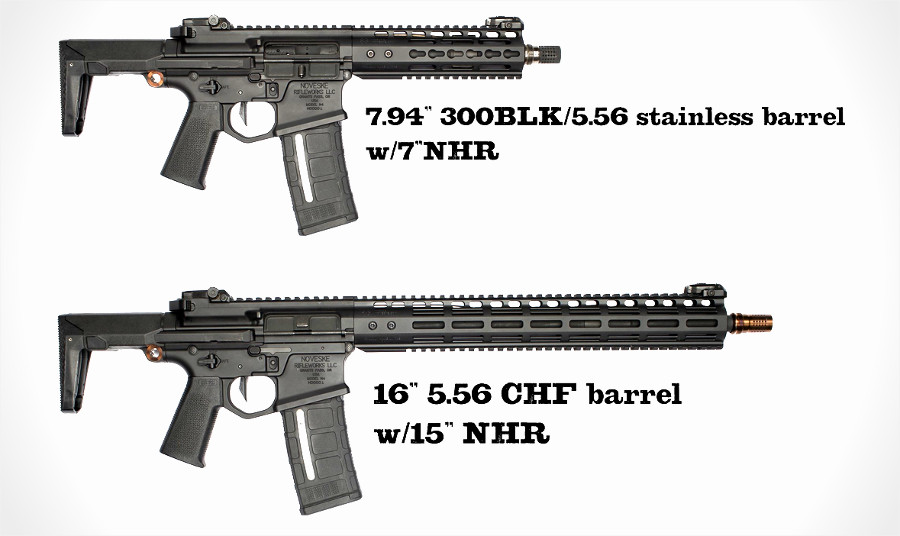 Noveske Announcing Gen 4 Receivers and new Ghetto Blaster Rifles
