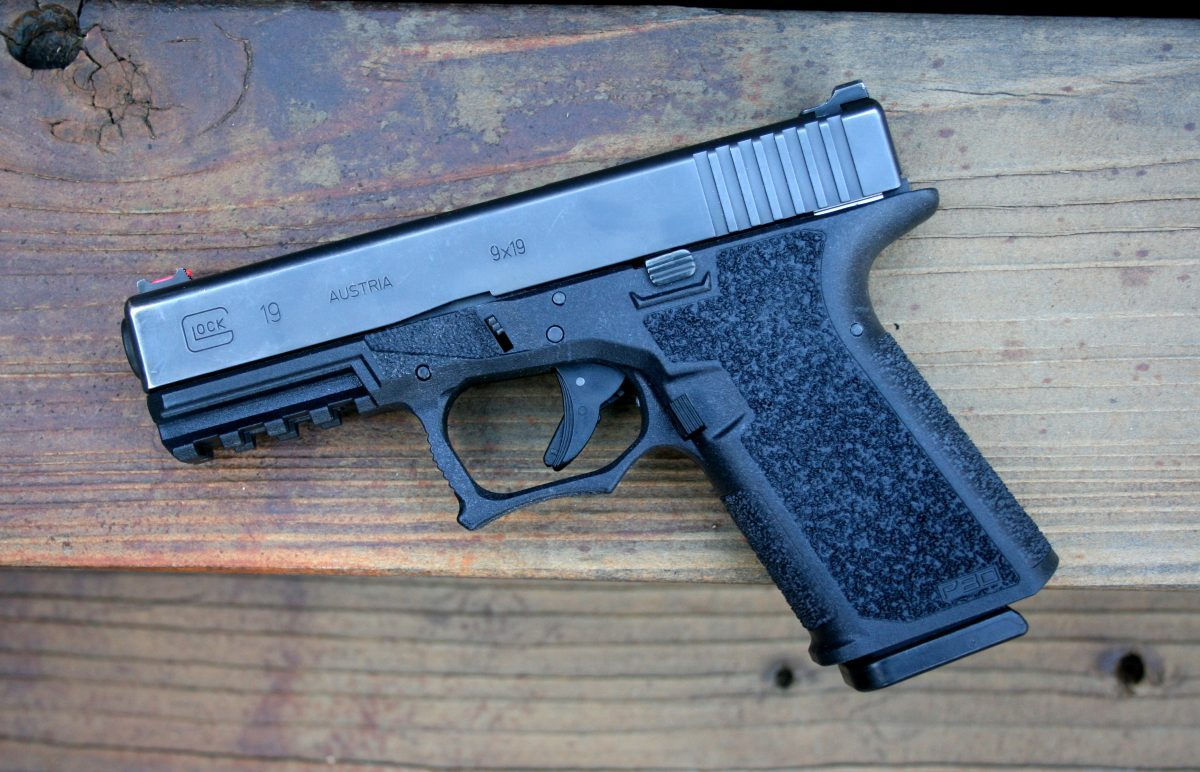 How To Finish A Polymer 80 Glock Frame Kit Full Review