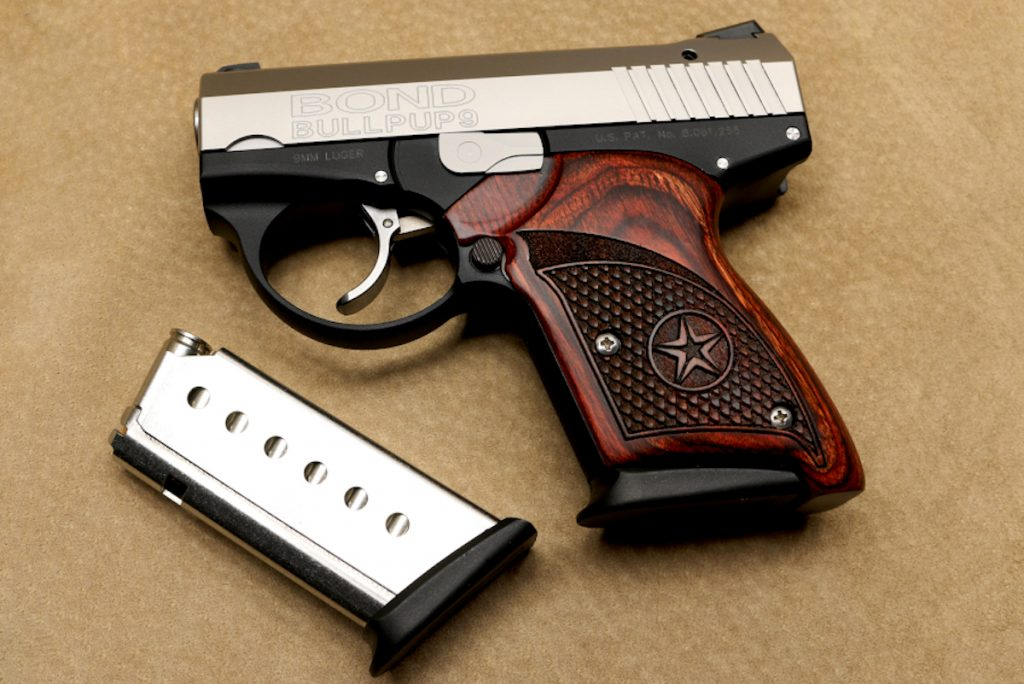 Boberg Is Back - The Bond Bullpup 9mm CCW - GunsAmerica Digest